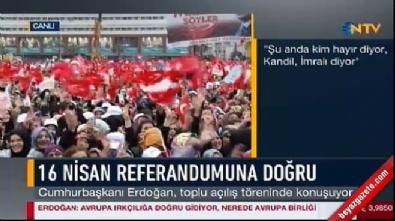 Cumhurbaşkanı Erdoğan: Er ya da geç Kemal gidici