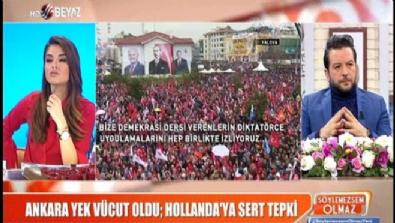 hollanda - Çavuşoğlu'ndan Hollanda Başbakanı'na net soru: Sen ne lalesisin?