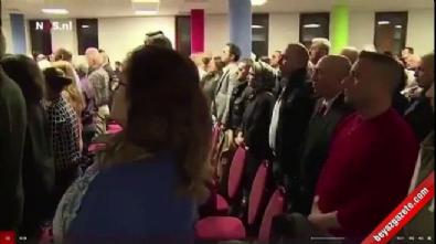 Metin Feyzioğlu Hollanda devlet televizyonunda