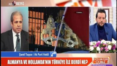 fatih portakal - Şamil Tayyar'dan Fatih Portakal'a: Portakal kafa