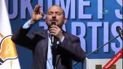 Süleyman Soylu: Kılıçdaroğlu FETÖ'nün elinde esirdir