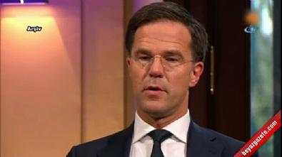 Hollanda Başbakanı'ndan yaptırım açıklaması