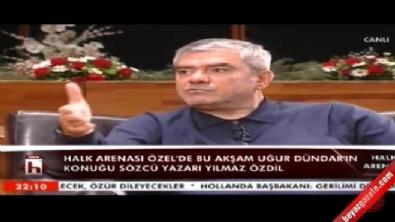 Yılmaz Özdil'den Osmanlı'ya hakaret: Almanlar olmasaydı...