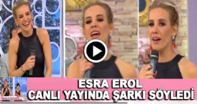 izdivac - Esra Erol şarkı söyledi; 'Ne Zaferinden Bahsediyorsun Sen'