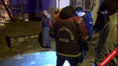 Milli sporcu evinin önünde silahlı saldırıya uğradı