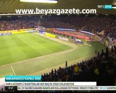 TRT Spor - AnkaraGücü maçlarını kapalı gişe oynuyor!