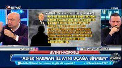 Levent Nazifoğlu'ndan olay sözler: Herkes rant peşinde