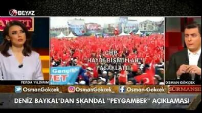 Osman Gökçek: CHP'nin referandum şarkısı komik olmuş