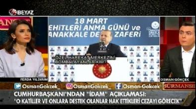 Osman Gökçek: İdam insani bir istektir