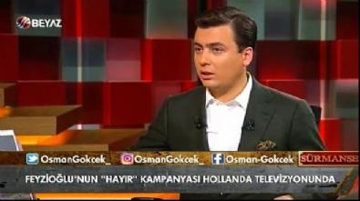 Osman Gökçek: Metin Feyzioğlu'nu kullanıyorlar