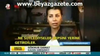 Cumhurbaşkanı Erdoğan'ın örnek gösterdiği esnaf Göknur Damat kimdir?