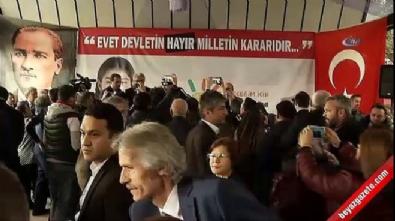 antalya - Deniz Baykal Zonguldak'ta konuştu