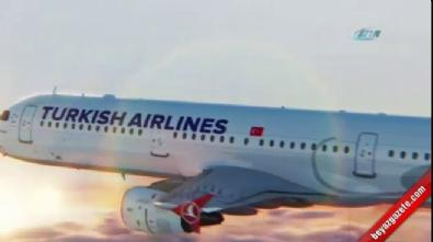 turk hava yollari - İşte THY'nin yeni reklam filmi