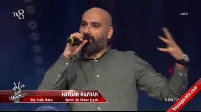 O Ses Türkiye Şampiyonu Dodan Özer 'Haydar Haydar' (2017 Final Performansı)