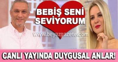ali ozbir - Ali Özbir'den Esra Erol'a: Bebiş seni seviyorum