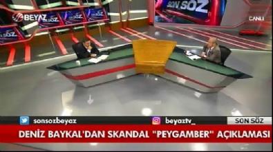 Şamil Tayyar Baykal'a teşhisi koydu