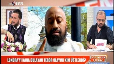 Can Dündar, Londra saldırısından Erdoğan'ı sorumlu tuttu
