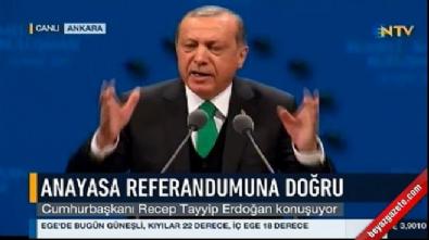Cumhurbaşkanı Erdoğan: Ey Kılıçdaroğlu, İnönü tek adamdı