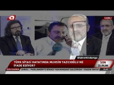 Muhsin Yazıcıoğlu'nun vefatnda FETÖ parmağı / Yalçın Topçu
