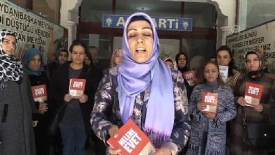 Siirt'te AK Partili kadınlara taşlı ve köpekli saldırı