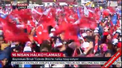 Başbakan Yıldırım: PKK ile FETÖ kardeştir