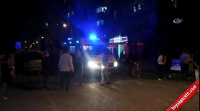 İzmir'in göbeğinde kanlı pusu: 1 yaralı