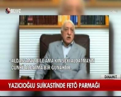 Muhsin Yazıcıoğlu suikastinde FETÖ parmağı!