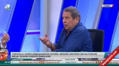 Erman Toroğlu Ankaragücü'nün nasıl ve nerede kurulduğunu anlatıyor