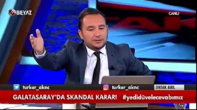 Hüseyin Gülerce Galatasaray yönetimini topa tuttu