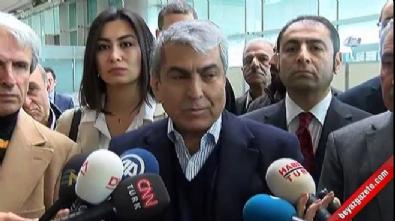 CHP heyeti, Atatürk Havalimanı'nda oy sandıklarını gezdi