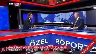 ABD'deki tutuklamaya Çavuşoğlu'ndan tepki