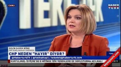 CHP Sözcüsü Böke'den koalisyonlara övgü
