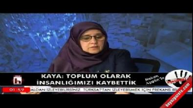 HDP'li Hüda Kaya yine haddini aştı: Allah'ı tanımıyorum