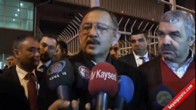 Bakan Özhaseki'den hakem isyanı