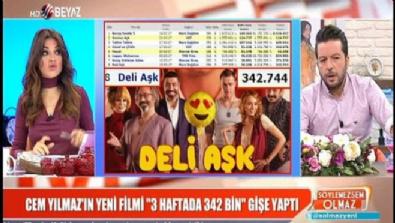 Şahan Gökbakar Cem Yılmaz'ı ezdi geçti; 6 Haftada 81 Milyon TL