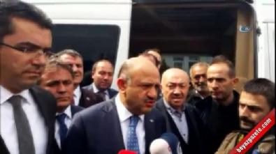 Milli Savunma Bakanı Işık'ın konvoyunda kaza: 5 yaralı