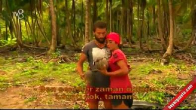 Survivor 2017 - Sabriye Şengül ile Adem Kılıççı Aşk mı yaşıyor?
