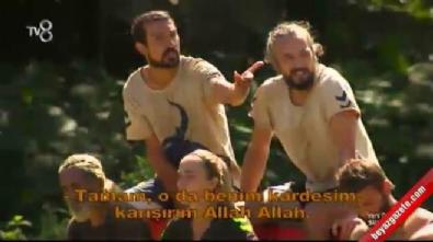 survivor - Survivor 2017 - Serhat Akın-Bulut kavgasına Furkan da dahil oldu!