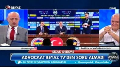 aziz yildirim - Beyaz Futbol'a sansür