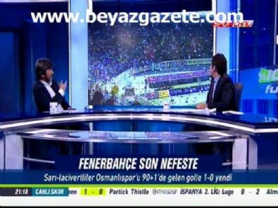Rıdvan Dilmen'den AnkaraGücü'ne övgü dolu sözler: Burası Boca Juniors değil..