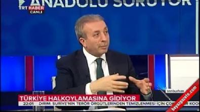 TRT Haber canlı yayınında baygınlık geçirdi!