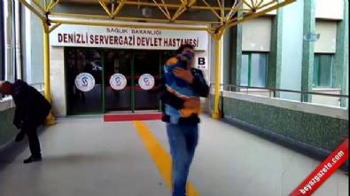Denizli'de hastanede korkutan patlama!