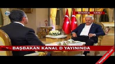 kanal d - Başbakan Yıldırım: CHP kuzu taktiği uyguluyor
