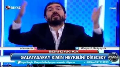 Rasim Ozan: Galatasaray Aziz Yıldırım'ın heykelini dikmeli