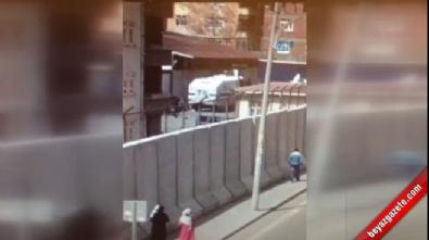 Diyarbakır'daki patlama kamerada