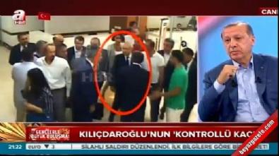 Erdoğan: Gavur topraklarında esir yaşayamam!