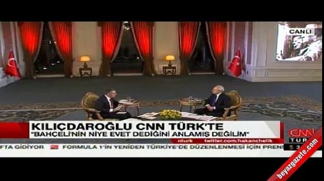 kanal d - Kılıçdaroğlu'nu terleten 15 Temmuz sorusu