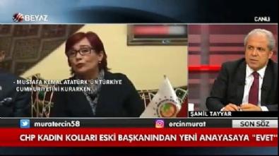 Şamil Tayyar: CHP'de çok sayıda gizli 'evet'çi var