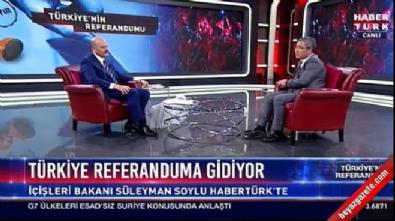 Süleyman Soylu Diyarbakır saldırısıyla ilgili açıklamalarda bulundu