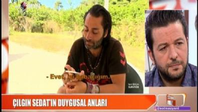 bircan ipek - Çılgın Sedat'ın duygusal anları